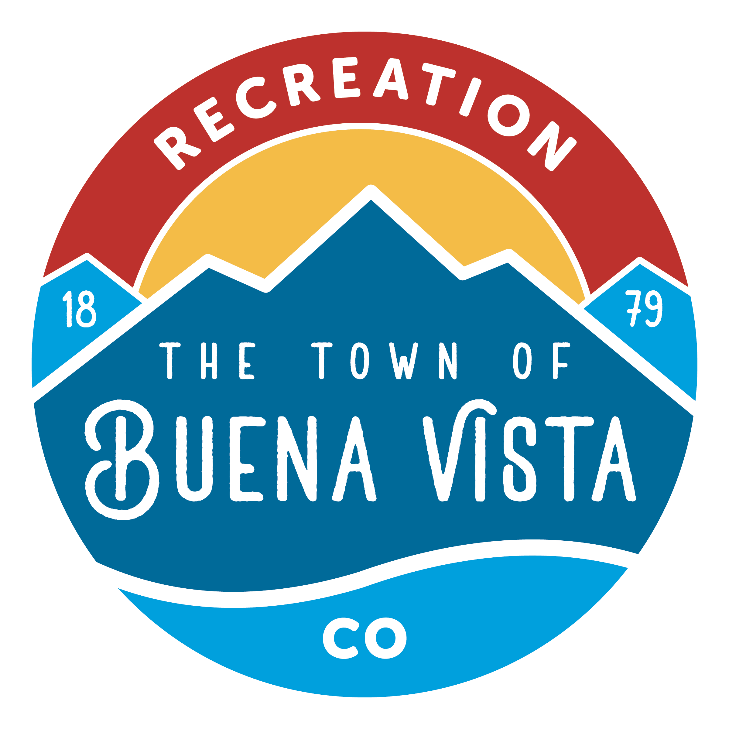 Recreation  Primary Logo (color)CMYK