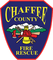 Chaffee County Fire Protection District Logo